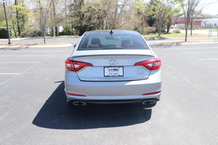 Used 2015 Hyundai Sonata LIMITED W/NAV for sale Sold at Auto Collection in Murfreesboro TN 37130 6