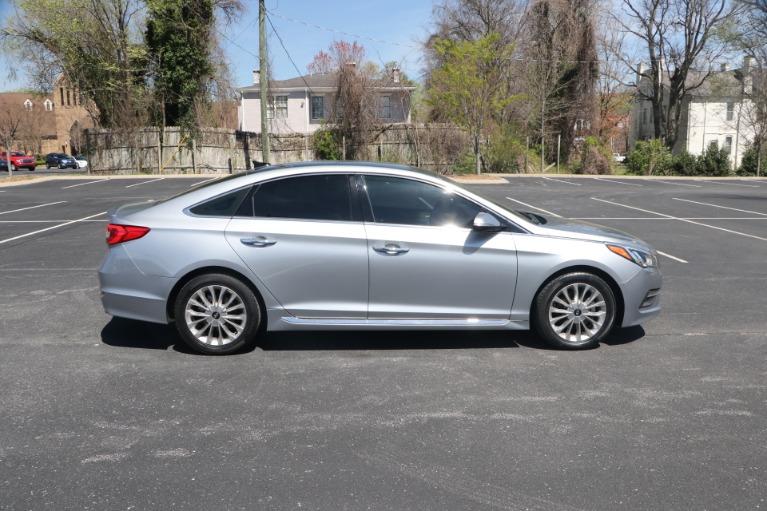 Used 2015 Hyundai Sonata LIMITED W/NAV for sale Sold at Auto Collection in Murfreesboro TN 37130 8