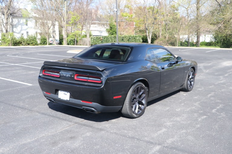 Used 2019 Dodge Challenger R/T BLACK TOP W/NAV for sale Sold at Auto Collection in Murfreesboro TN 37130 3