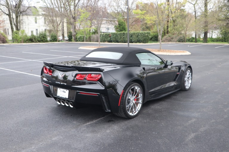 Used 2017 Chevrolet Corvette GRAND SPORT 2LT W/NAV for sale Sold at Auto Collection in Murfreesboro TN 37130 3