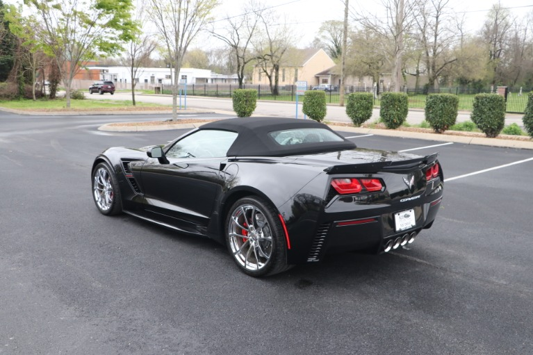Used 2017 Chevrolet Corvette GRAND SPORT 2LT W/NAV for sale Sold at Auto Collection in Murfreesboro TN 37130 4