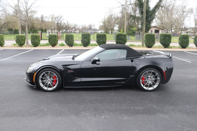 Used 2017 Chevrolet Corvette GRAND SPORT 2LT W/NAV for sale Sold at Auto Collection in Murfreesboro TN 37130 7