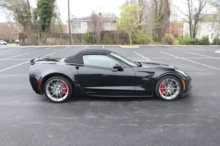 Used 2017 Chevrolet Corvette GRAND SPORT 2LT W/NAV for sale Sold at Auto Collection in Murfreesboro TN 37130 8
