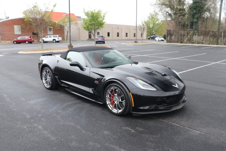 Used 2017 Chevrolet Corvette GRAND SPORT 2LT W/NAV for sale Sold at Auto Collection in Murfreesboro TN 37130 1