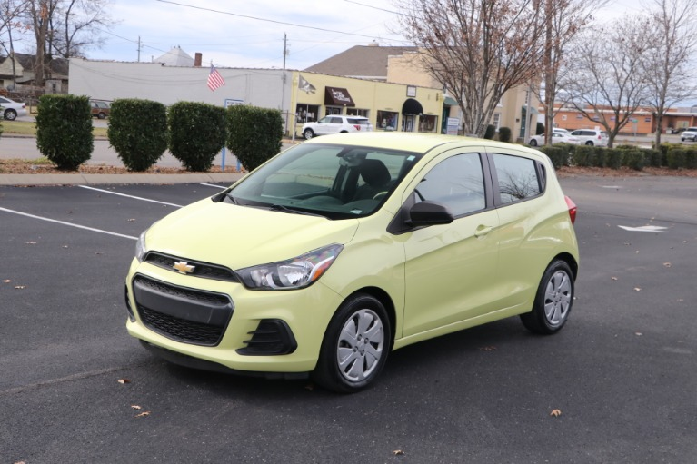 Used 2017 Chevrolet Spark LS 5DR HB for sale Sold at Auto Collection in Murfreesboro TN 37130 2