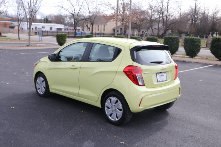 Used 2017 Chevrolet Spark LS 5DR HB for sale Sold at Auto Collection in Murfreesboro TN 37130 4