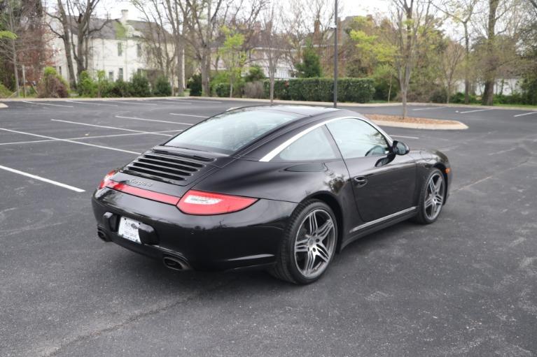 Used 2012 Porsche 911 TARGA 4 SPORT CHRONO W/NAV for sale Sold at Auto Collection in Murfreesboro TN 37130 3