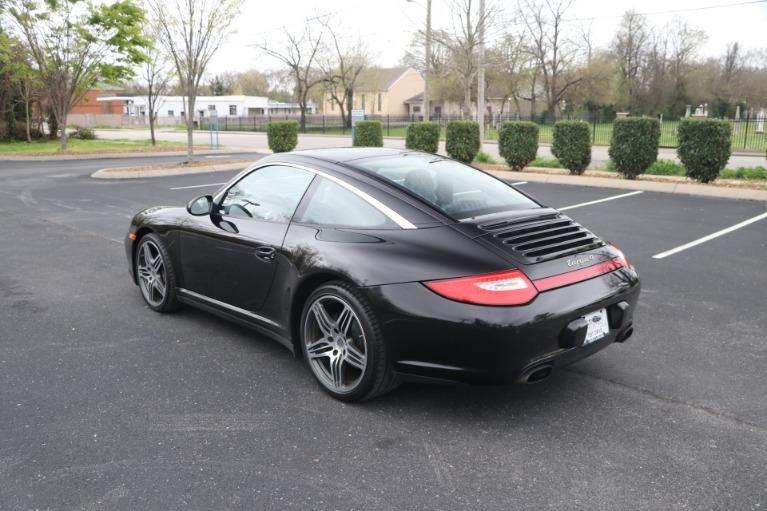 Used 2012 Porsche 911 TARGA 4 SPORT CHRONO W/NAV for sale Sold at Auto Collection in Murfreesboro TN 37130 4