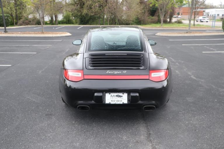 Used 2012 Porsche 911 TARGA 4 SPORT CHRONO W/NAV for sale Sold at Auto Collection in Murfreesboro TN 37130 6