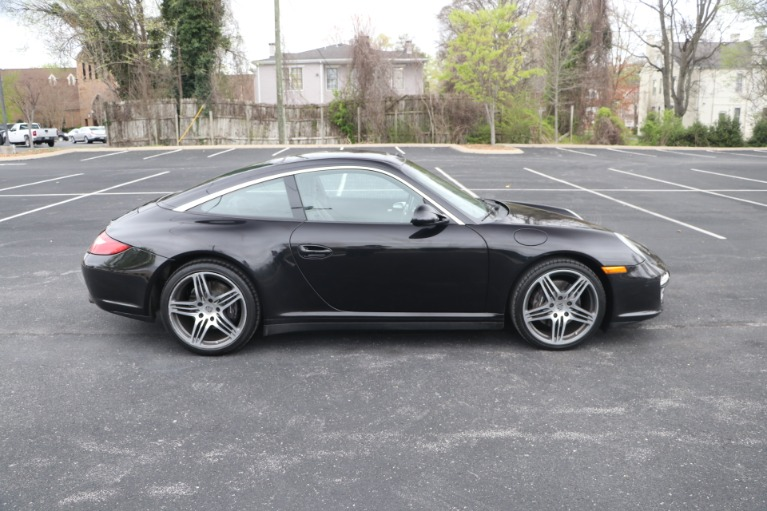 Used 2012 Porsche 911 TARGA 4 SPORT CHRONO W/NAV for sale Sold at Auto Collection in Murfreesboro TN 37130 8