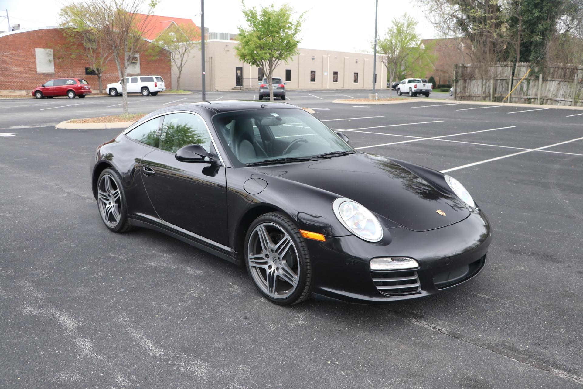 Used 2012 Porsche 911 TARGA 4 SPORT CHRONO W/NAV for sale Sold at Auto Collection in Murfreesboro TN 37130 1