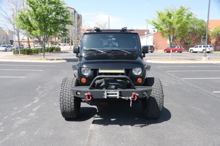 Used 2011 Jeep Wrangler UNLIMITED SAHARA 4X4 W/NAV for sale Sold at Auto Collection in Murfreesboro TN 37130 5