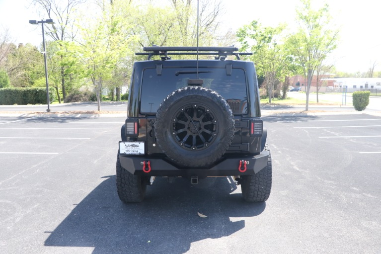 Used 2011 Jeep Wrangler UNLIMITED SAHARA 4X4 W/NAV for sale Sold at Auto Collection in Murfreesboro TN 37130 6