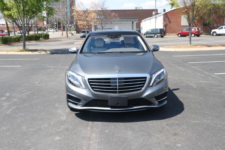 Used 2017 Mercedes-Benz S 550E SPORT W/NAV for sale $45,950 at Auto Collection in Murfreesboro TN 37130 5