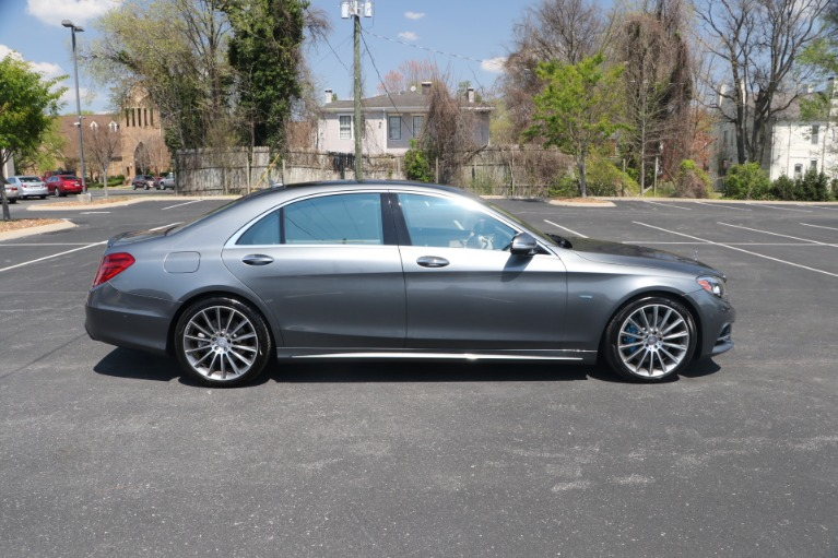 Used 2017 Mercedes-Benz S 550E SPORT W/NAV for sale $45,950 at Auto Collection in Murfreesboro TN 37130 8