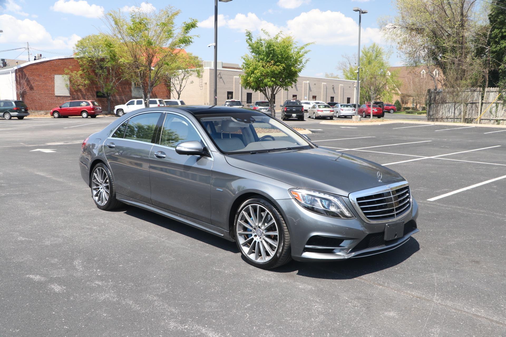 Used 2017 Mercedes-Benz S 550E SPORT W/NAV for sale $45,950 at Auto Collection in Murfreesboro TN 37130 1