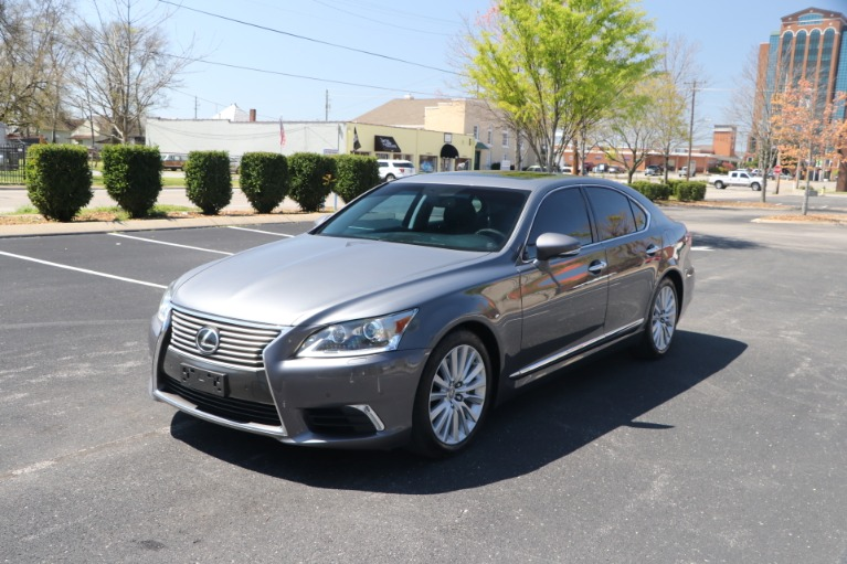Used 2014 Lexus LS 460 COMFORT AWD W/NAV for sale Sold at Auto Collection in Murfreesboro TN 37130 2