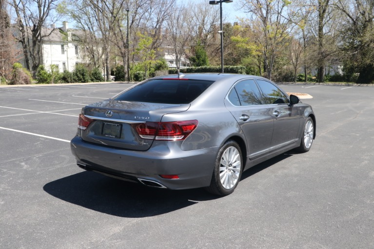 Used 2014 Lexus LS 460 COMFORT AWD W/NAV for sale Sold at Auto Collection in Murfreesboro TN 37130 3