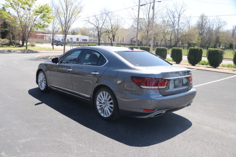 Used 2014 Lexus LS 460 COMFORT AWD W/NAV for sale Sold at Auto Collection in Murfreesboro TN 37130 4