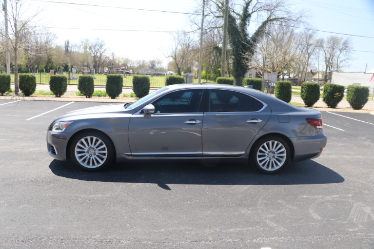 Used 2014 Lexus LS 460 COMFORT AWD W/NAV for sale Sold at Auto Collection in Murfreesboro TN 37130 7
