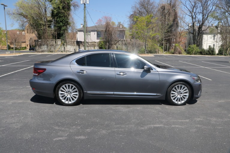 Used 2014 Lexus LS 460 COMFORT AWD W/NAV for sale Sold at Auto Collection in Murfreesboro TN 37130 8