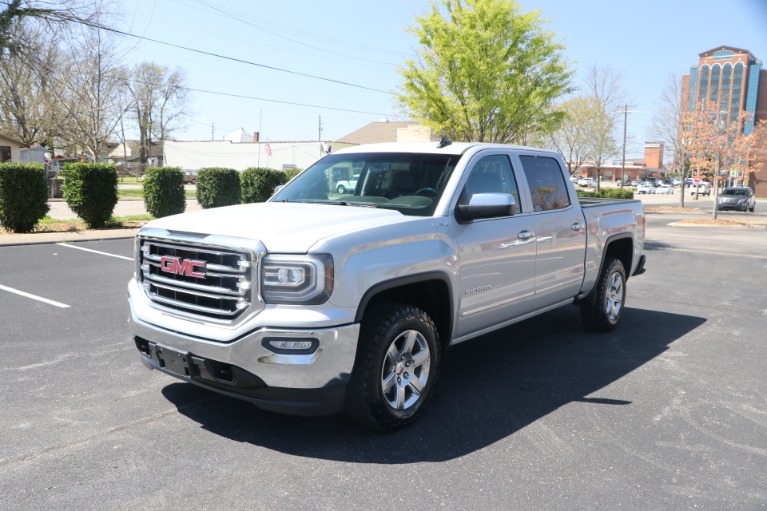 Used 2016 GMC Sierra 1500 SLT 4WD W/NAV for sale Sold at Auto Collection in Murfreesboro TN 37130 2