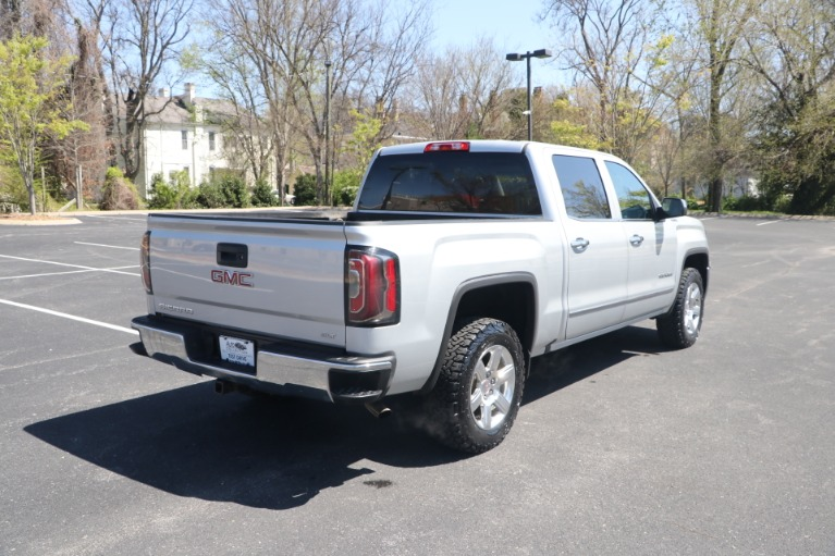 Used 2016 GMC Sierra 1500 SLT 4WD W/NAV for sale Sold at Auto Collection in Murfreesboro TN 37130 3