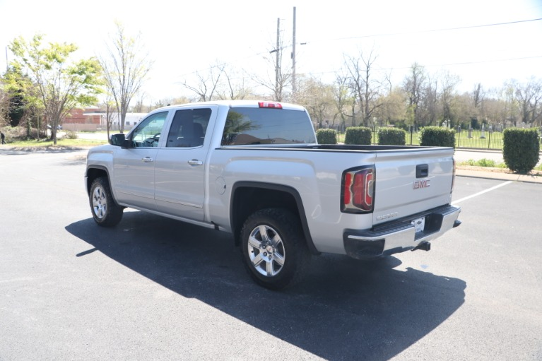 Used 2016 GMC Sierra 1500 SLT 4WD W/NAV for sale Sold at Auto Collection in Murfreesboro TN 37130 4