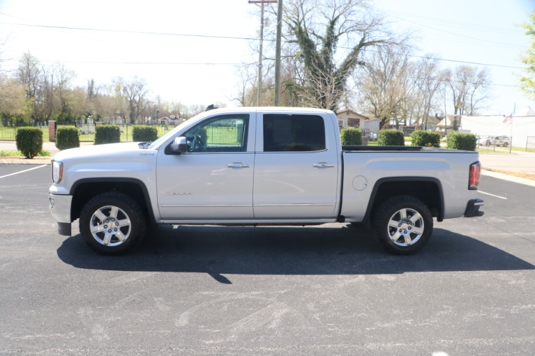 Used 2016 GMC Sierra 1500 SLT 4WD W/NAV for sale Sold at Auto Collection in Murfreesboro TN 37130 7
