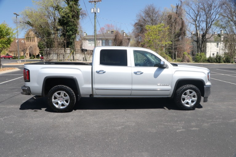 Used 2016 GMC Sierra 1500 SLT 4WD W/NAV for sale Sold at Auto Collection in Murfreesboro TN 37130 8
