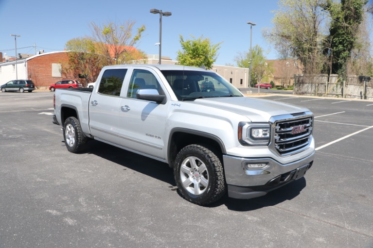 Used 2016 GMC Sierra 1500 SLT 4WD W/NAV for sale Sold at Auto Collection in Murfreesboro TN 37130 1