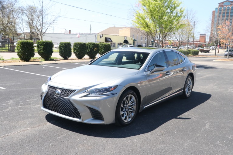 Used 2018 Lexus LS 500 AWD W/NAV for sale Sold at Auto Collection in Murfreesboro TN 37130 2