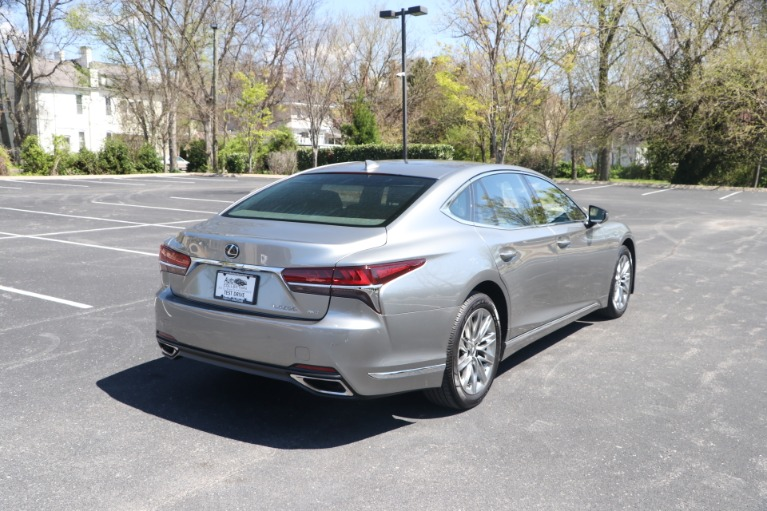 Used 2018 Lexus LS 500 AWD W/NAV for sale Sold at Auto Collection in Murfreesboro TN 37130 3