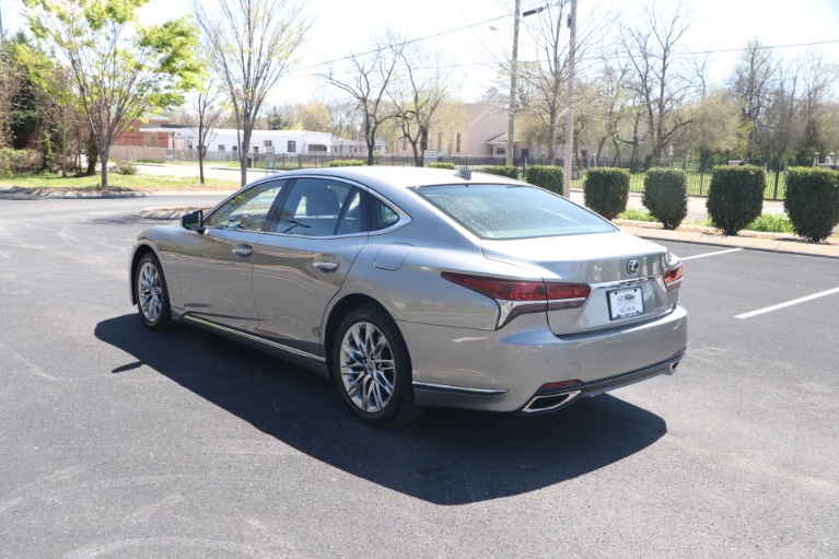 Used 2018 Lexus LS 500 AWD W/NAV for sale Sold at Auto Collection in Murfreesboro TN 37130 4