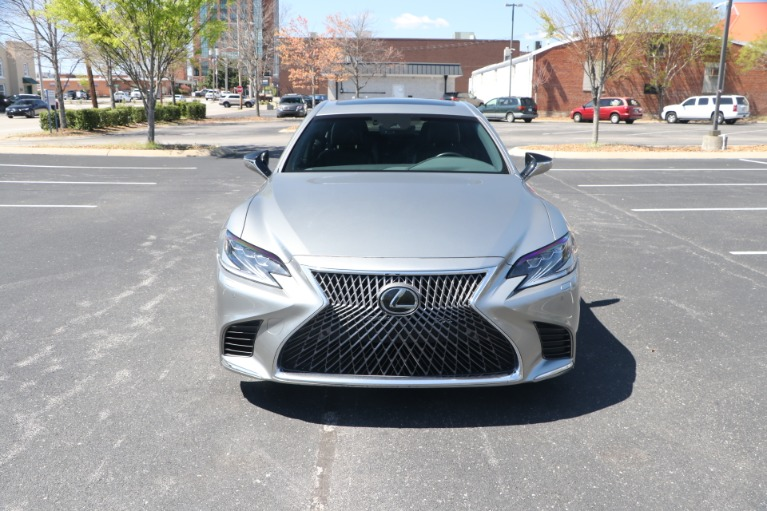 Used 2018 Lexus LS 500 AWD W/NAV for sale Sold at Auto Collection in Murfreesboro TN 37130 5