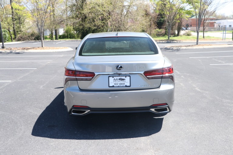 Used 2018 Lexus LS 500 AWD W/NAV for sale Sold at Auto Collection in Murfreesboro TN 37130 6