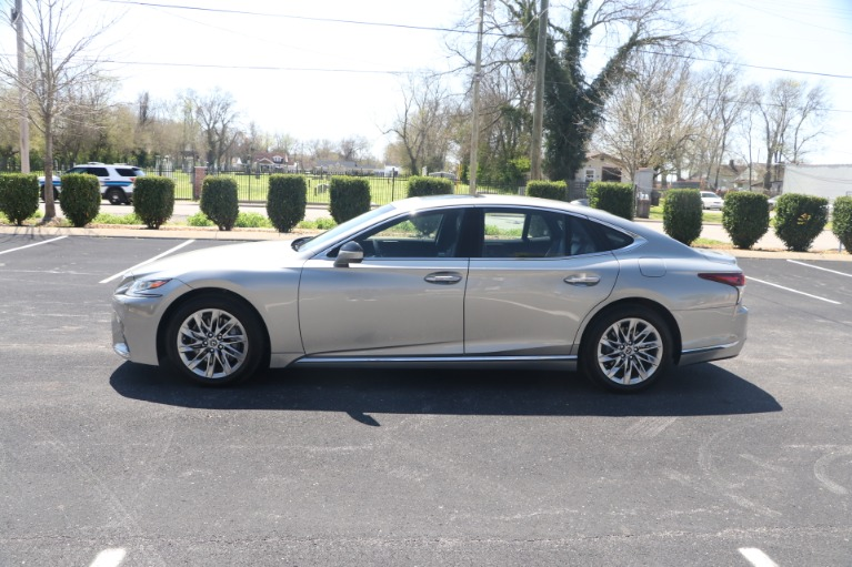Used 2018 Lexus LS 500 AWD W/NAV for sale Sold at Auto Collection in Murfreesboro TN 37130 7