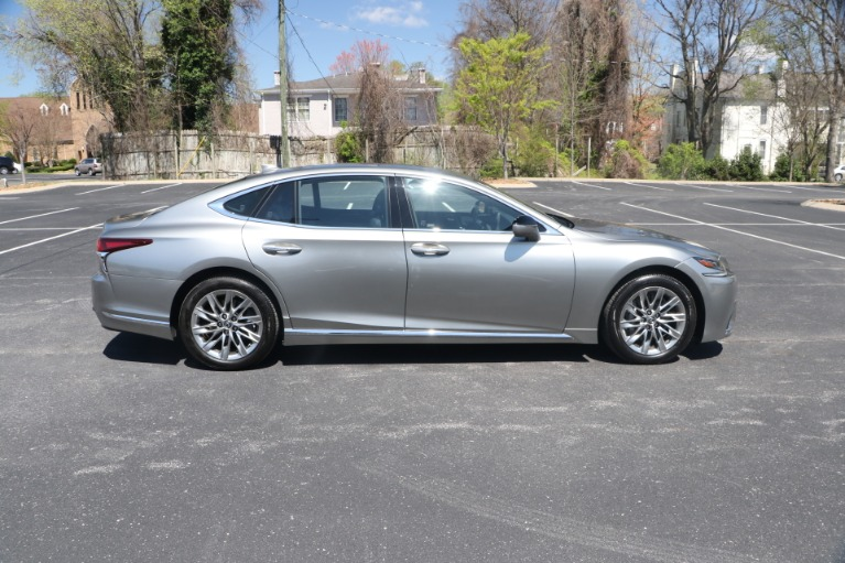Used 2018 Lexus LS 500 AWD W/NAV for sale Sold at Auto Collection in Murfreesboro TN 37130 8