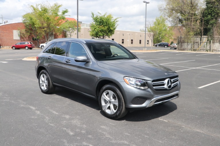 Used 2018 Mercedes-Benz GLC 300 W/NAV for sale $33,950 at Auto Collection in Murfreesboro TN 37130 1