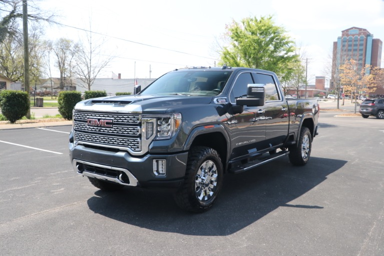 Used 2020 GMC Sierra 2500HD DENALI CREW CAB 4WD for sale Sold at Auto Collection in Murfreesboro TN 37130 2