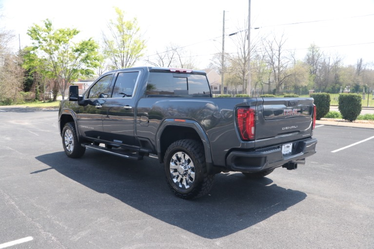 Used 2020 GMC Sierra 2500HD DENALI CREW CAB 4WD for sale Sold at Auto Collection in Murfreesboro TN 37130 4