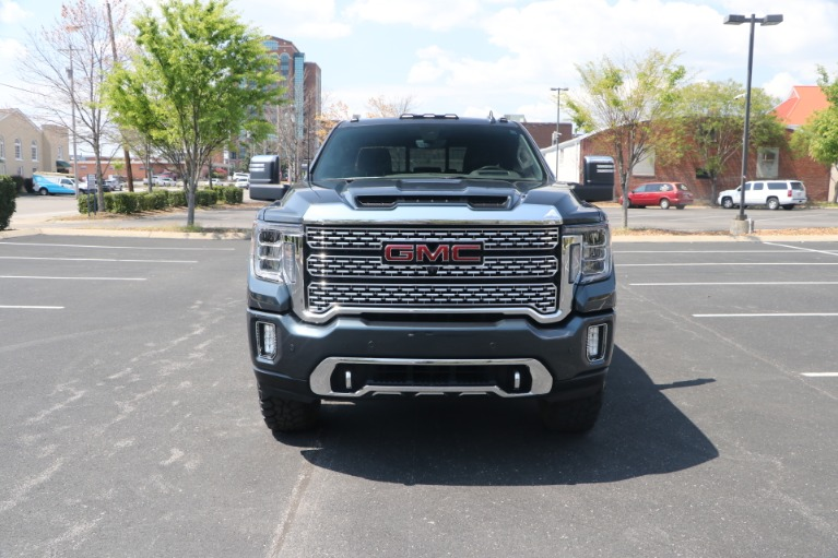 Used 2020 GMC Sierra 2500HD DENALI CREW CAB 4WD for sale Sold at Auto Collection in Murfreesboro TN 37130 5