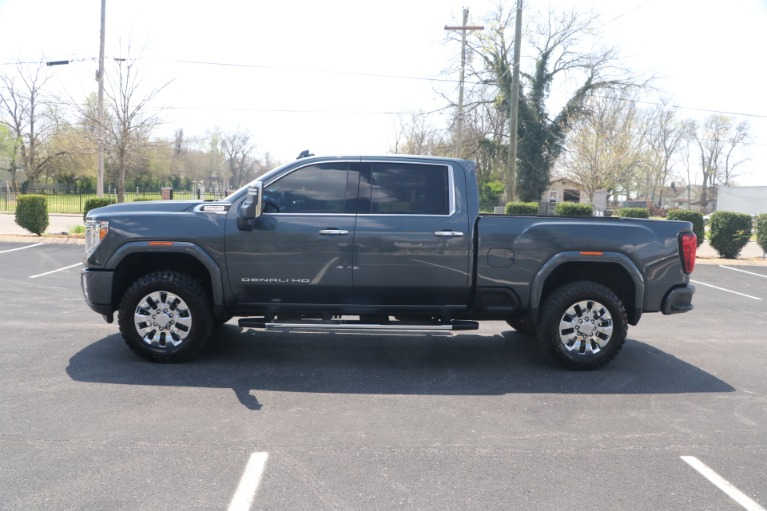 Used 2020 GMC Sierra 2500HD DENALI CREW CAB 4WD for sale Sold at Auto Collection in Murfreesboro TN 37130 7