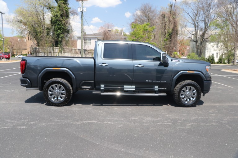 Used 2020 GMC Sierra 2500HD DENALI CREW CAB 4WD for sale Sold at Auto Collection in Murfreesboro TN 37130 8