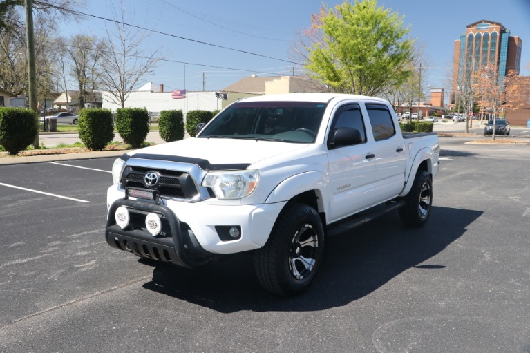 Used 2013 Toyota Tacoma PRERUNNER DBL CAB 4X2 for sale Sold at Auto Collection in Murfreesboro TN 37130 2