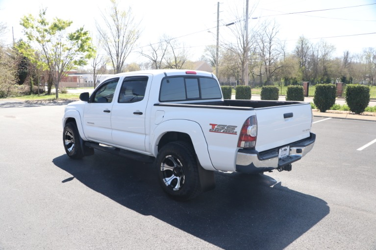 Used 2013 Toyota Tacoma PRERUNNER DBL CAB 4X2 for sale Sold at Auto Collection in Murfreesboro TN 37130 4