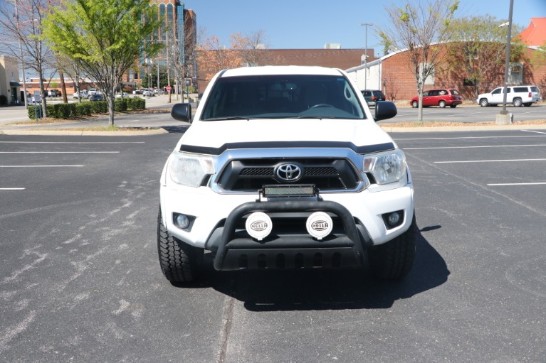Used 2013 Toyota Tacoma PRERUNNER DBL CAB 4X2 for sale Sold at Auto Collection in Murfreesboro TN 37130 5