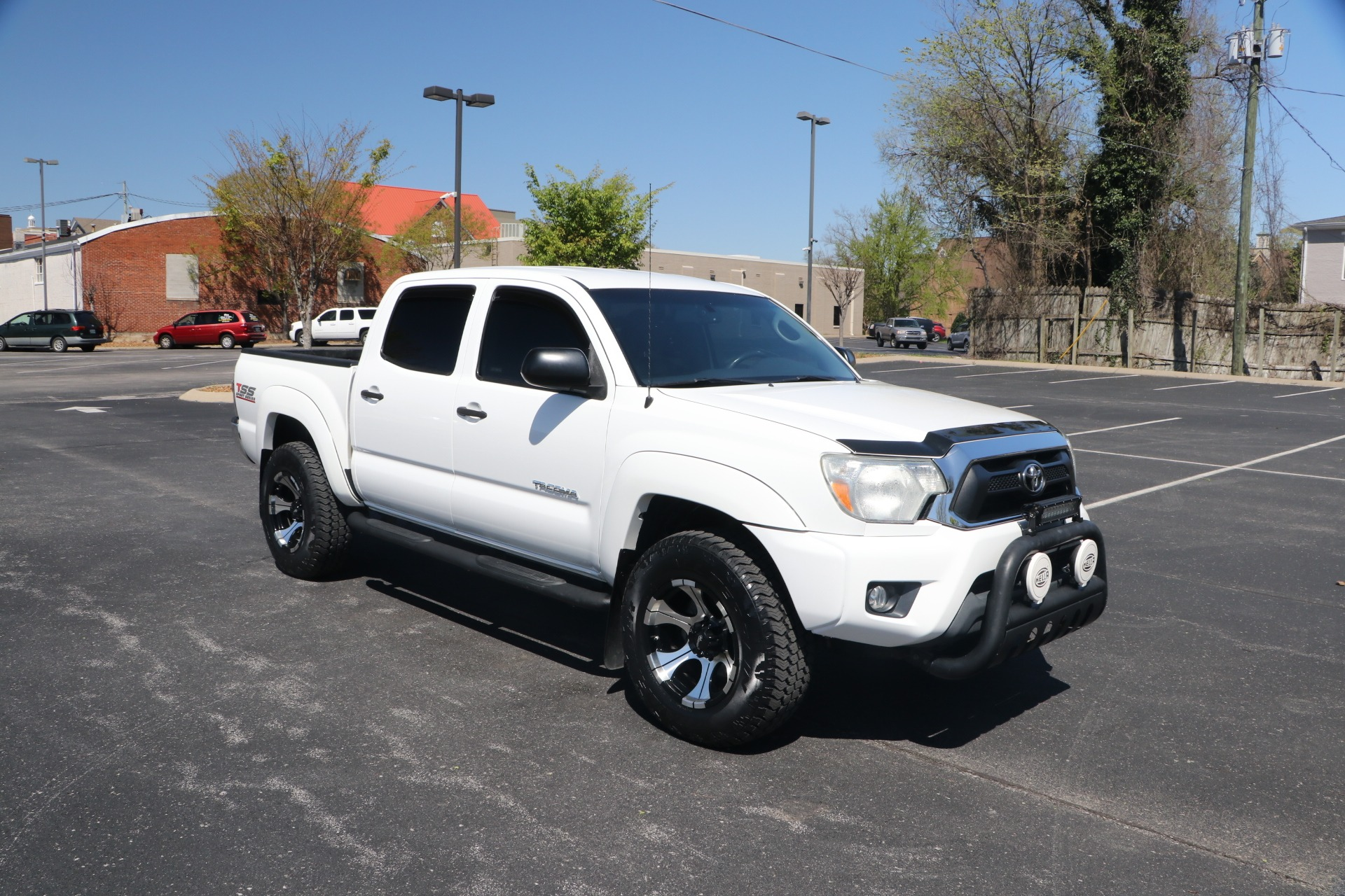Used 2013 Toyota Tacoma PRERUNNER DBL CAB 4X2 for sale Sold at Auto Collection in Murfreesboro TN 37130 1