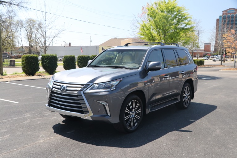 Used 2018 Lexus LX 570 LUXURY AWD W/NAV TV DVD for sale Sold at Auto Collection in Murfreesboro TN 37130 2