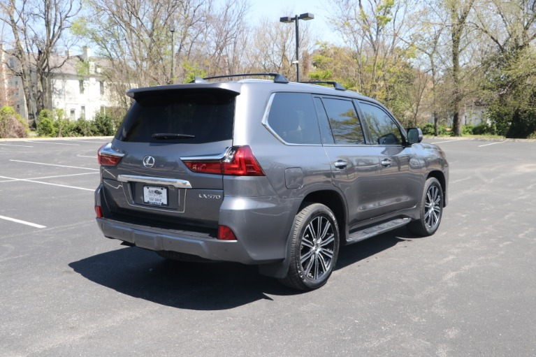 Used 2018 Lexus LX 570 LUXURY AWD W/NAV TV DVD for sale Sold at Auto Collection in Murfreesboro TN 37130 3
